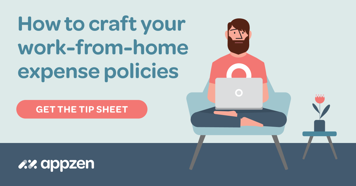 AppZen helps customers process millions of finance transactions per month and helps them craft the best spend policies. View our tip sheet here: https://t.co/JWtC8o03Ve https://t.co/O9aEDnfZJZ