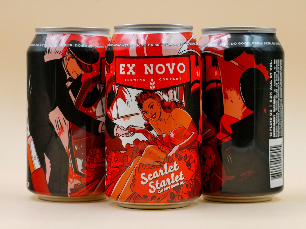 Beer Notes: Ex Novo makes a big change to its year-round lineup https://t.co/xvPpwqIwFB #CraftBeer #NMBeer https://t.co/zUR8du67Lu