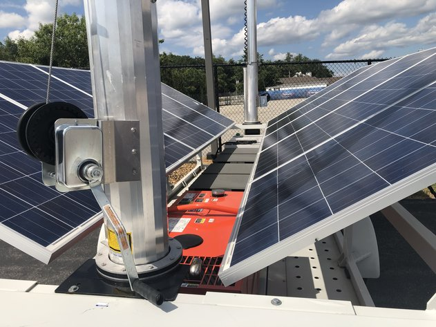 3 Upcoming Mobile Solar Generator Trailer Auctions October 13th – 70 MSG'S In Loudon, New Hampshire  October 14th – 100+ MSG's in Las Vegas, NV  October 15th – 30+ MSG'S In Loudon, New Hampshire   Browse online for more information https://t.co/m9NqsSapeR  #Auction #solarenergy https://t.co/1JZidCHWgr