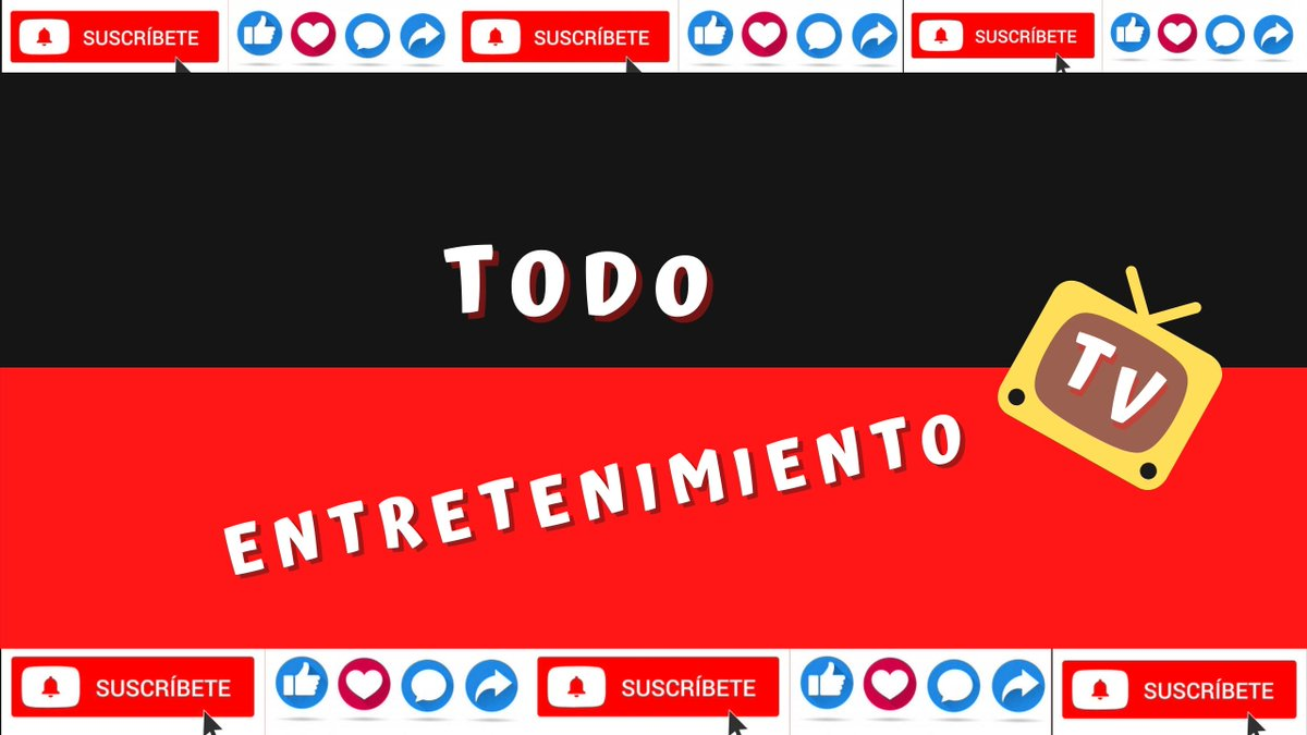 Todavía no nos conoces?🤨 PURO ENTRETENIMIENTO EN YOUTUBE ➡️ https://t.co/Pxeo4j73aT  #diversion #videos #YouTube #tetv https://t.co/vfTZpl8YCF