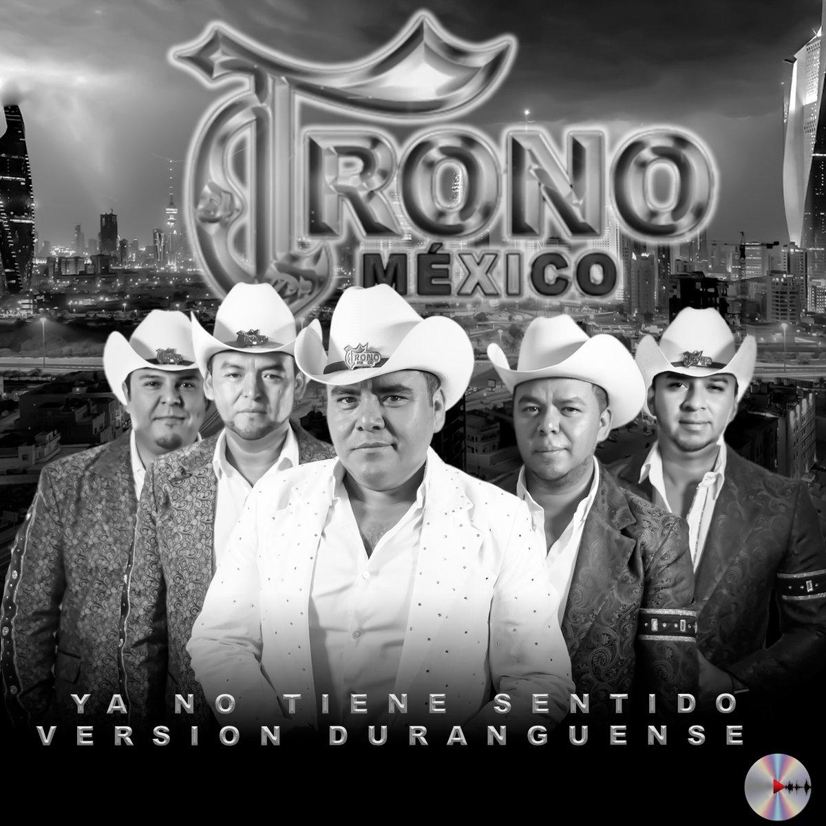 #MeQuedeEnShock cuando supe que no han escuchado la canción de @ElTronodeMexico versión #duranguense 😱😱😱  ▶️ https://t.co/YbkRPkIkz1 ◀️ 🎶🔥🤠 https://t.co/Qw84aXGFcg