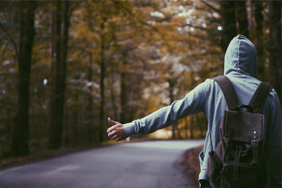 hitchhiking trip of India shared by one traveler.   #travel #travelstory #traveljourney #hitchhiking #hitchhikingtrip #hitchhikingstories #trip #traveler #traveller #Travelers   Check out the hitchhiking trip: https://t.co/Ui5xfgdSsC https://t.co/VIuYIQ9I5f