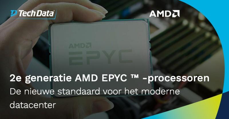AMD EPYC™ 7002 processoren zijn de nieuwe…