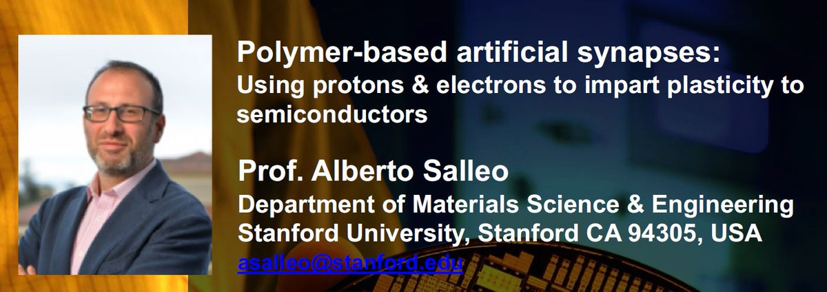test Twitter Media - #CEFSeminar is Back! We start with the ever brilliant @asalleo from @StanfordMSE join us on Monday 5th October 17.00 UK Time!  https://t.co/577bvPLORc https://t.co/q6oEAHsqnX
