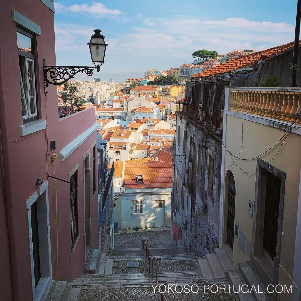 test ツイッターメディア - 「7つの丘の街」と呼ばれるリスボン。 #リスボン #ポルトガル https://t.co/3w961Vpb2Q