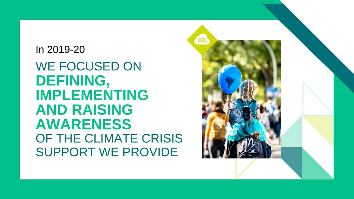 In 2019-20 we developed our #ClimateResponse offering for #localgov: including developing strategic relationships, good practice guidance, and supporting responses to #ClimateEmergency declarations   👉https://t.co/u5ROQdBGOM