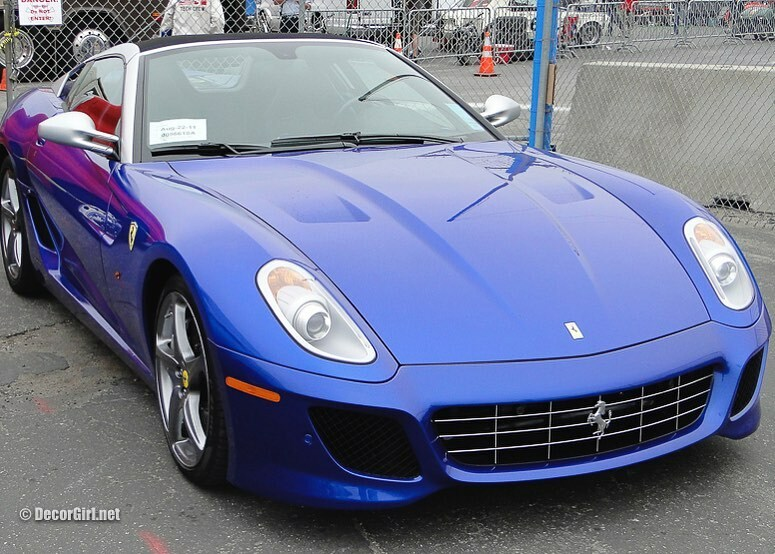 Yummy. #ferrari599 #blueferrari #ferrarifriday #italiancars #v12ferrari https://t.co/3RhbAc0zEj https://t.co/aBoBFNANPt