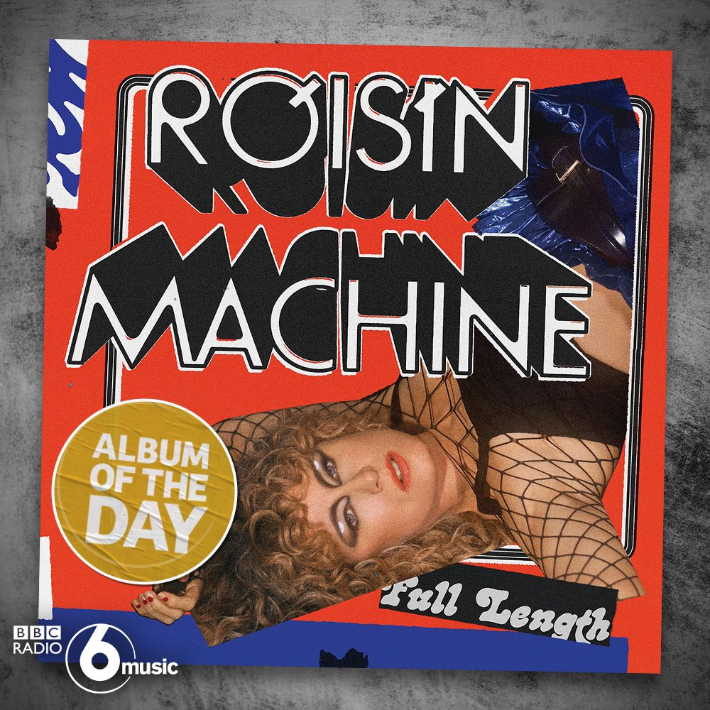 #Roisinmachine is album of the day on @BBC6Music 💖✨ #aotd #comeandhaveadancewithyourmum