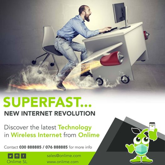 Enjoy uninterrupted streaming at Super-Fast Speeds with #OnlimeInternet Call +23276 888885 / +23230 888885 or email sales@onlimeafrica.com  for more info.#SierraLeone #Freetown  #StaySafe https://t.co/VX1OJVoFyK
