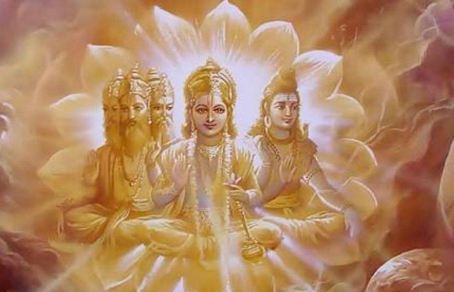 @ZeeNews @AmanChopra_ @vishalpandeyk ब्रह्मा विष्णु महेश सर्जन हार पालनहार और संहारक है। महादेव को इस अतिक्रमण से मुक्ति हम दिलाएंगे #काशी_विश्वनाथ  #अयोध्या_के_बाद_काशी https://t.co/VfYOtK9Sks