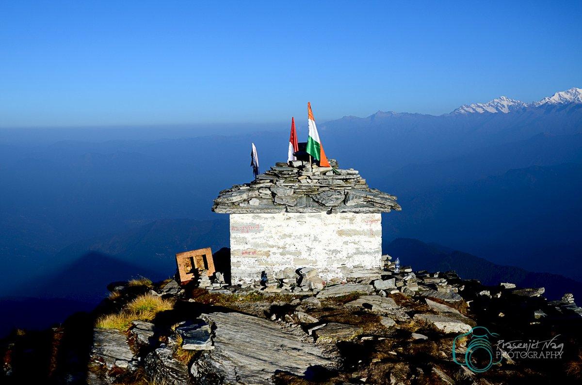 #Chandrashila, #Tunganath #Chopta #Rudraprayag #Uttarakhand, #IncredibleIndia #Uttarakhandtourism https://t.co/Ro88lkF85r