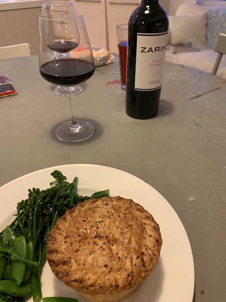 test Twitter Media - It's a bus mans holiday tonight. 😂 Wilfred's steak and per las pie with cheese from @cawscenarth and wine by @CheersWines https://t.co/0Unu4Bxmdr