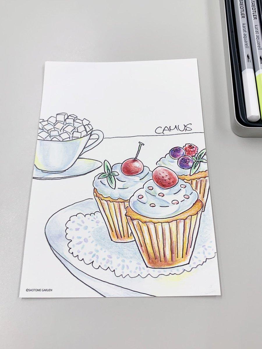 彩色については立体感と質感を意識しました。食器は硬質に美しく。食べ物は美味しそうに。