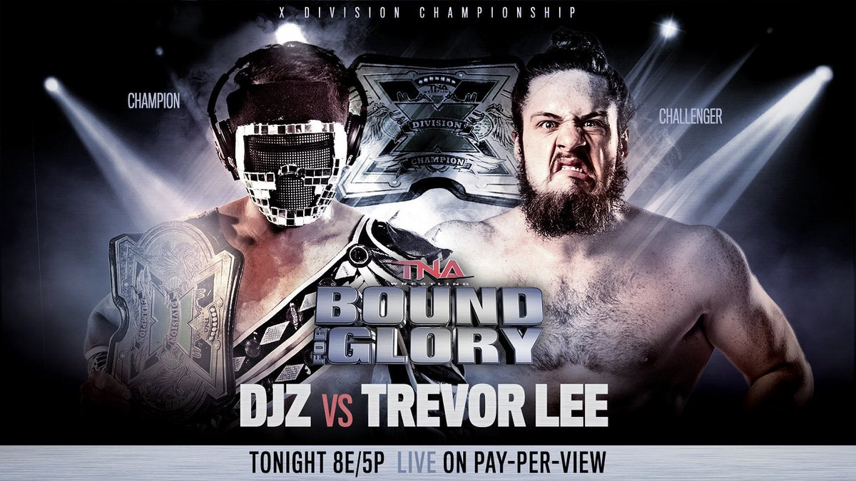 10/2/2016  Zema Ion defeated Trevor Lee to retain the X-Division Championship at #BoundForGlory from the Impact Zone in Orlando, Florida.  #TNA #ImpactWrestling #TotalNonstopAction #ZemaIon #DJZ #JoaquinWilde #PinoyPride #TrevorLee #CameronGrimes @CGrimesWWE #WWE #WWEHistory https://t.co/UL0mLwFVoS