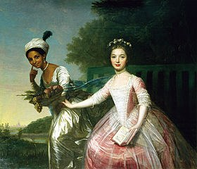 In #BlackHistoryMonth 2020, we're looking at Black History here in Perth and Kinross;.   The famous painting of Dido Elizabeth Belle at Scone Palace & the story behind it have been the subject of a TV show and a feature film. Find out more at https://t.co/trd3gxLppn. https://t.co/CjNqGEkeTs