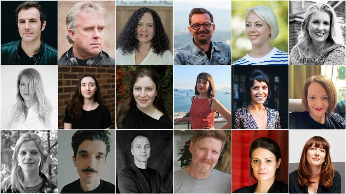 Proud to announce the selected producers for our Co-Production Club '20! 🎉📣  Our online three-day lab, bringing together 18 talented UK producers with co-production experts and leading international producers. Let us introduce you this year's #CoProClub cohort 🥁👇👇