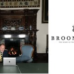 Image for the Tweet beginning: 🥃 Broomhall  was the