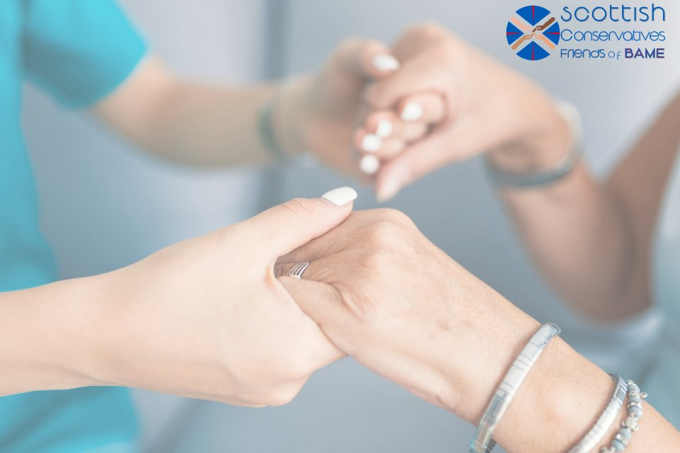 In our latest blog, board member Vijay Kumar shares his thoughts on Nicola Sturgeon's SNP government lack of response towards the #CareHomes in the time of COVID-19 pandemic.  Read full blog here:   #scottishconservatives #workingtogether