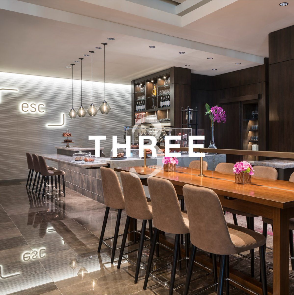 What do you have brewed up this autumn? In just three days, [esc]—our morning coffee spot—opens along with the rest of our hotel. https://t.co/eo2605pmSI