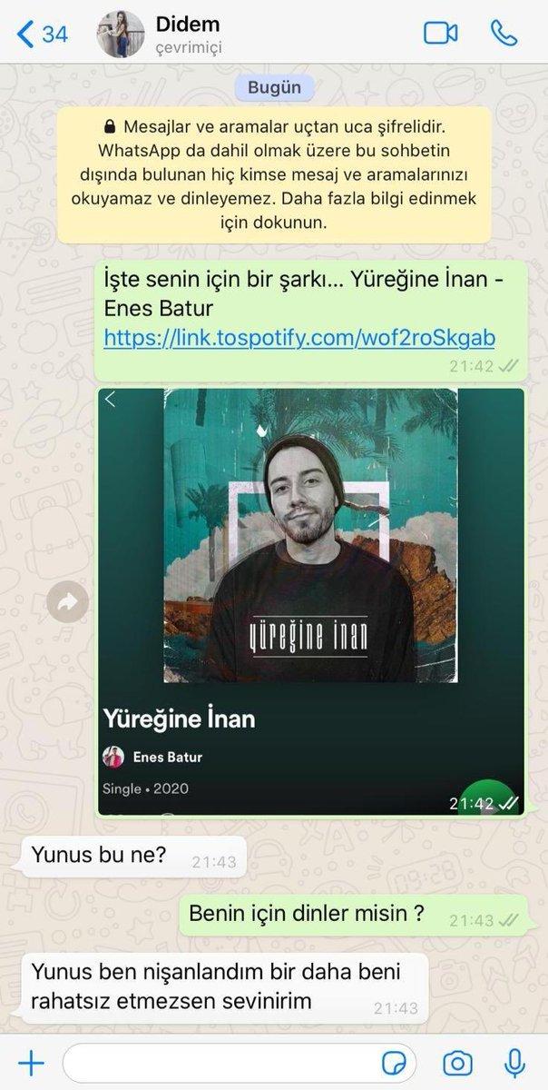 Enes Batur Enesbatur00 Twitter