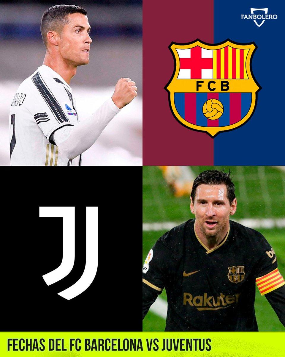 Barcelona Vs Juventus 2020 Fecha Semana De Orejona Toda La Programacion De La Segunda Fecha De Champions League En Cancha