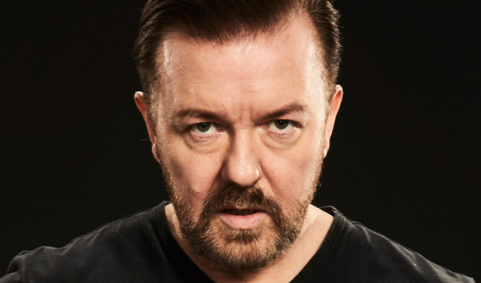 Saturday catch-up: Ricky Gervais's Humanity has been named Britain's favourite Netflix stand-up special.