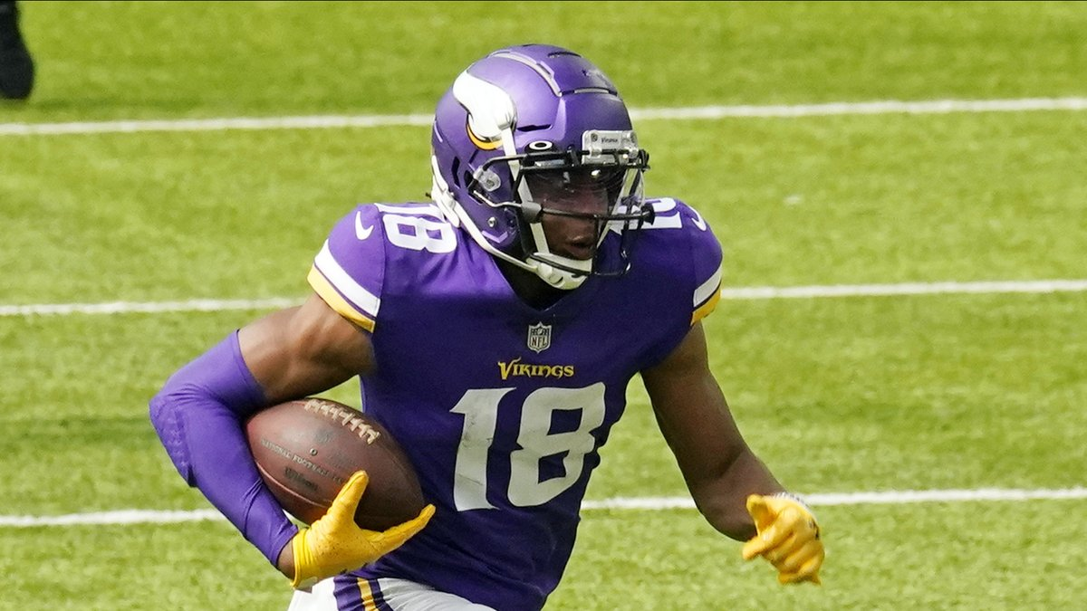 Yahoo Fantasy Sports On Twitter Will Justin Jefferson Have Another Big Game Week 4 Wr Rankings Https T Co Yr3vjnpbvf