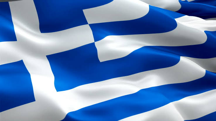 Charalampos Of Thessaloniki On Twitter Origins Of The Greek Flag The Greek Flag Is Much Older Than You Might Think We Have Redefined Our Flag On 1821 However Traces Back