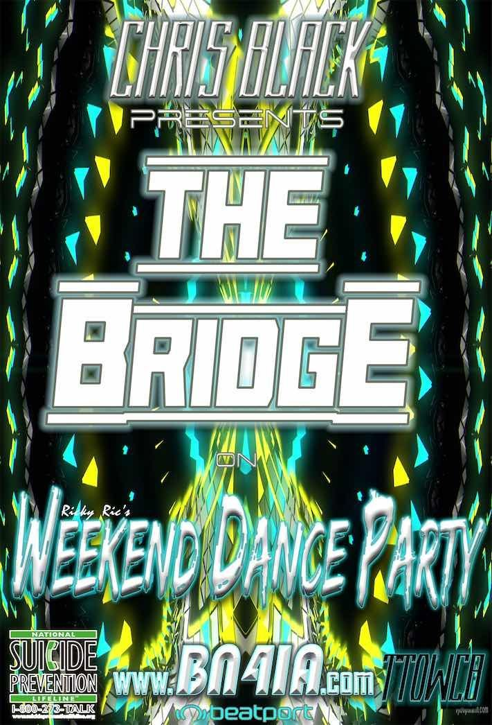 #NowPlaying❗in #WDP438... @chrisblacknyc #TheBridge On @BN4IA 📻 #London❗ 🔊 HERE❗☞ https://t.co/hq2LYPuFMh ☜ https://t.co/ybWC0Sy4Nh