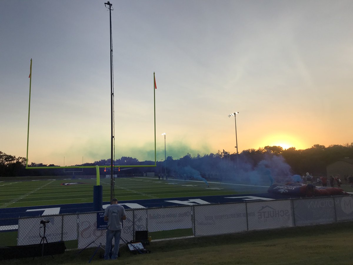Anyone else under the Friday night lights?