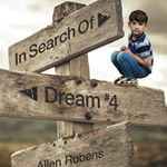 Image for the Tweet beginning: A family book for dreamers.