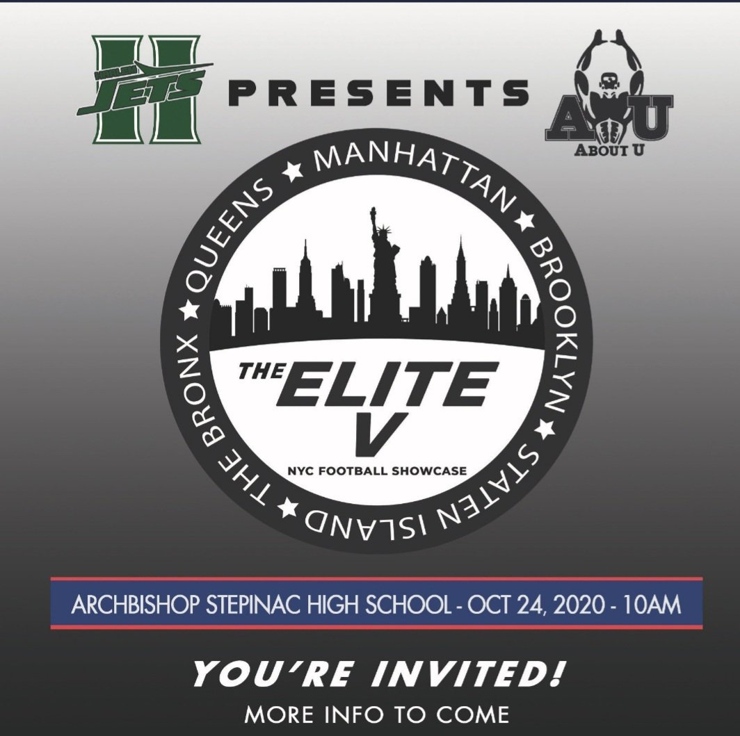 Very thankful to get another chance to showcase my abilties. Just want to compete!!! 🟡🦅🔵@STP_Eagles @showcase_v @aboutunyc @nycchfl @prospectnys @PlayBookAthlete
