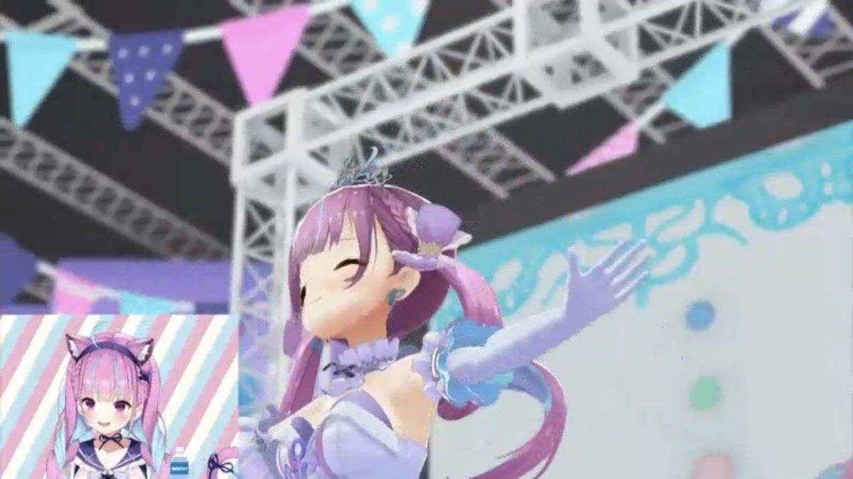ライブ 湊 あくあ ソロ