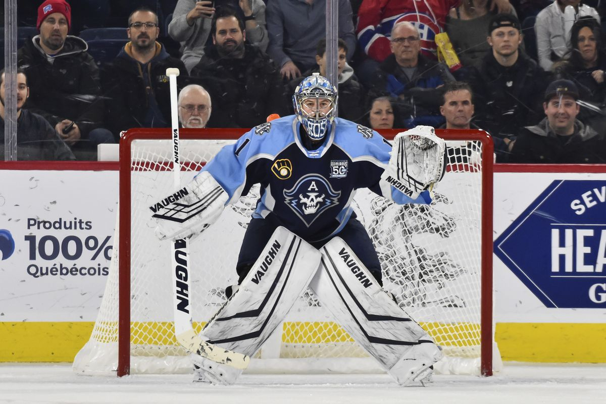 Scott Grodsky On Twitter Brookfield Native Troy Grosenick Has Signed A Two Way Contract With The Lakings Tgrose1 Was Sensational With His Hometown Mkeadmirals Finishing Top 10 In Theahl In Gaa And Save
