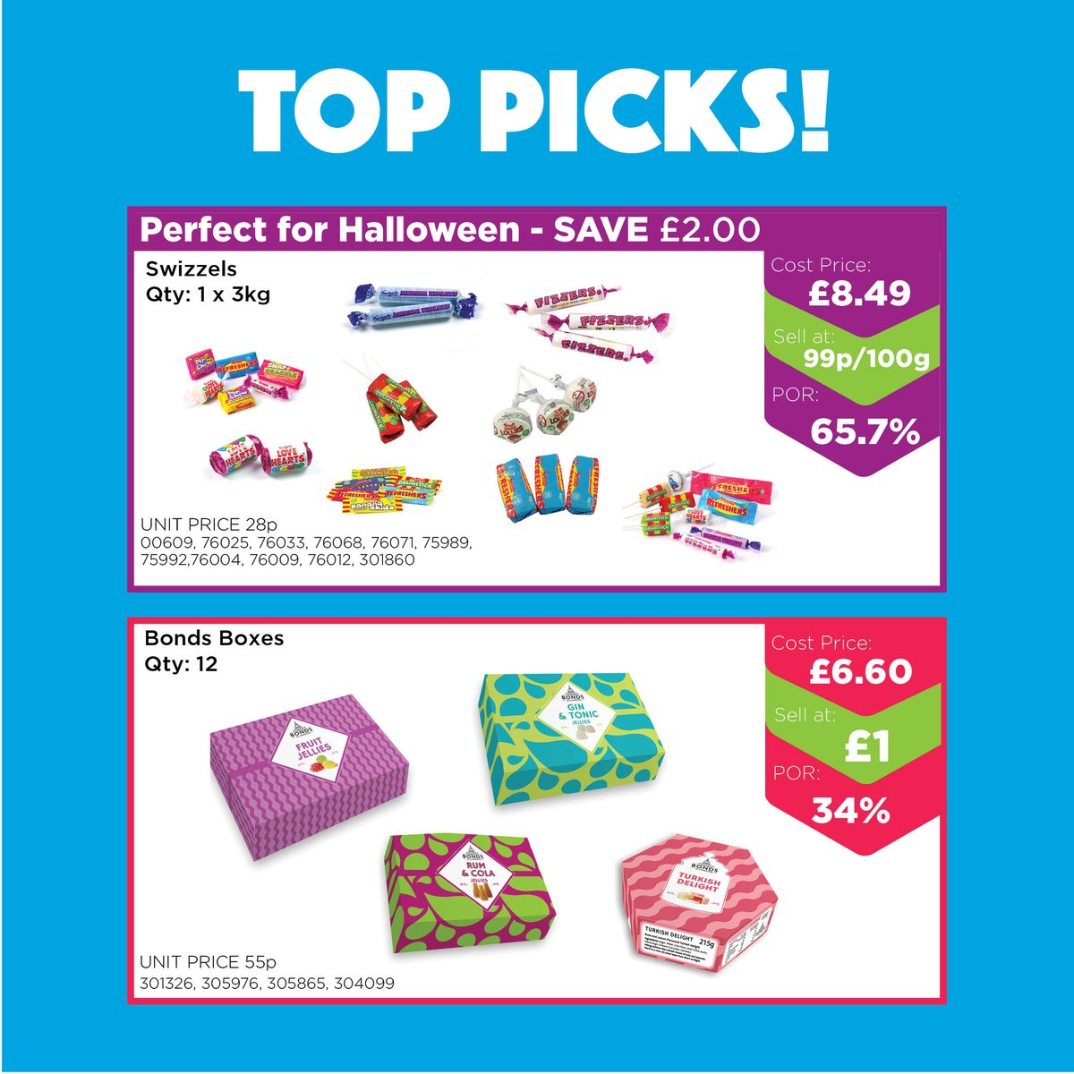 ❄️ FREEZE! ❄️ And check out our top picks for our next offer sheet starting Sunday!   Shop these offers and more in all of our Hancocks stores from 9am-1pm tomorrow or check them out online here 👉 https://t.co/TBxrQ8yEnk https://t.co/hVopUDnpJn