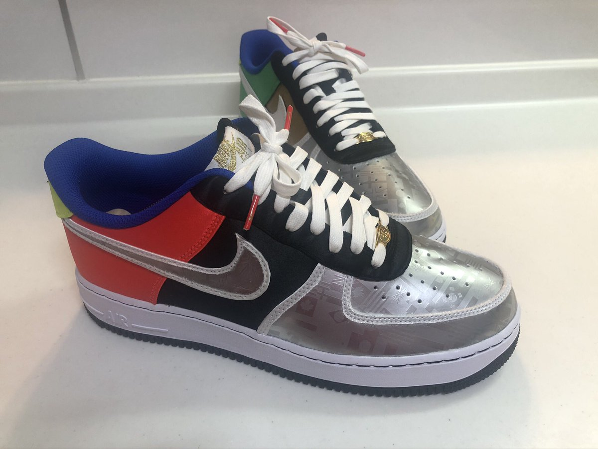 NIKE af1 剥がしてみました!  #nike  #スニーカー #af1  #エアーフォース1 https://t.co/4JJ8Guiq46