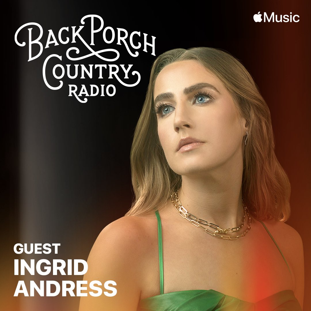 come hang w me and Alecia Davis tonight at 8pm CST on #BackPorchCountry 🖤 love u hunniesss