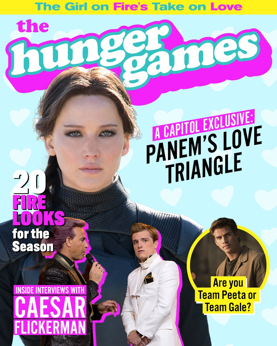 This #NationalBoyfriendDay, we've got a Capitol exclusive coming your way! 😉 #HungerGames https://t.co/fPGPOzVNoc
