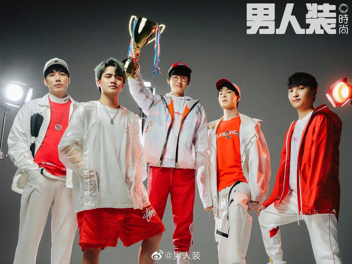 Let's keep going 🥰  (As fans let's trust that every team and their group of coaches and analysts know better than we do what needs to be fixed and what they can do better next time 🙂)  #LGDWIN https://t.co/50oENB6Rxx.
