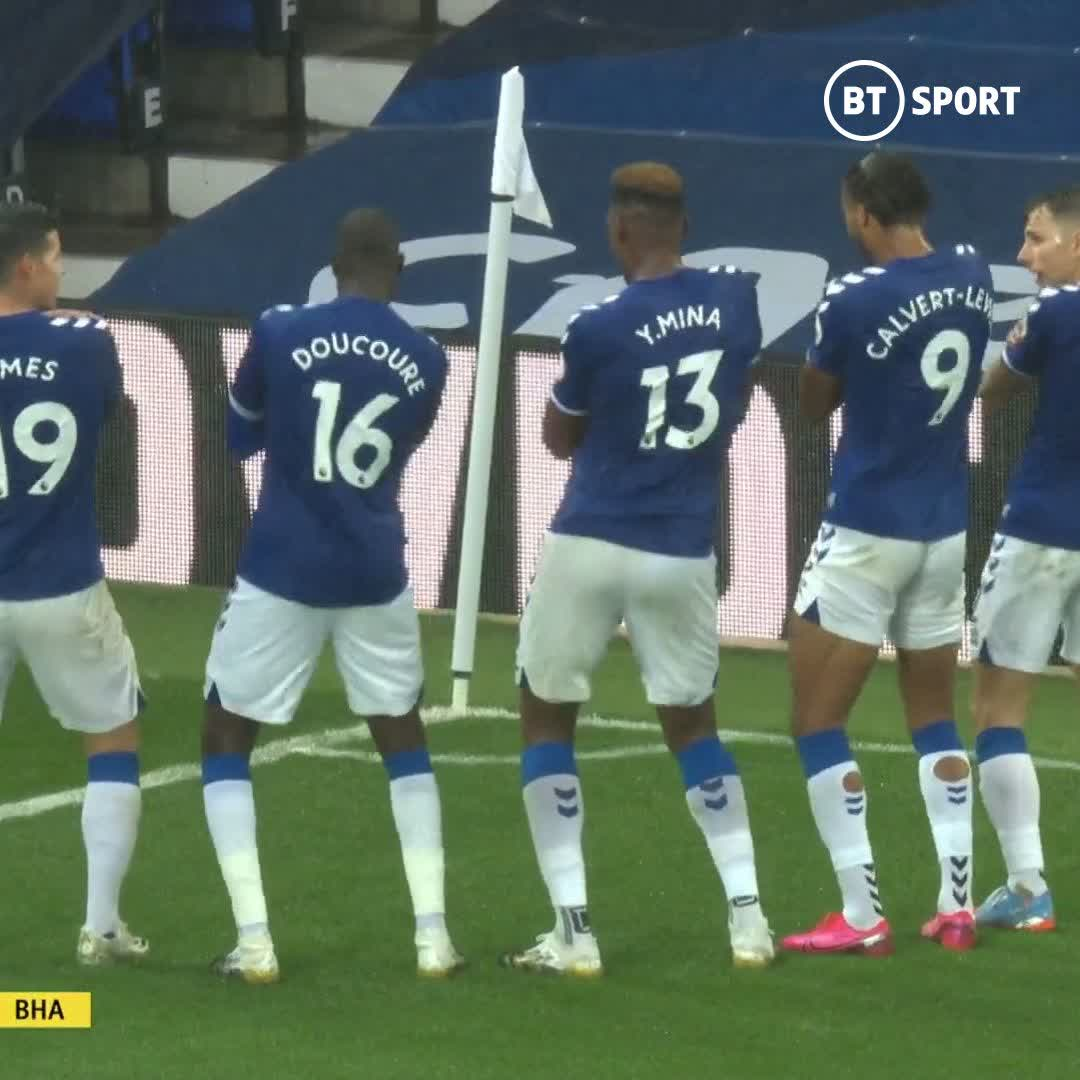 Every single Everton fan right now 😂