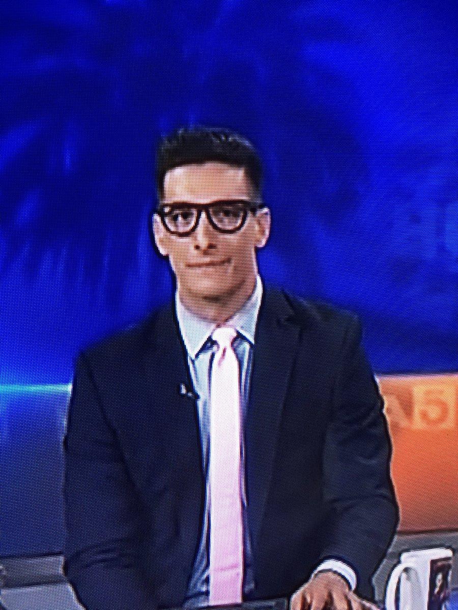 I knew I'd seen that look before. @KTLAMorningNews #KTLAtalktous