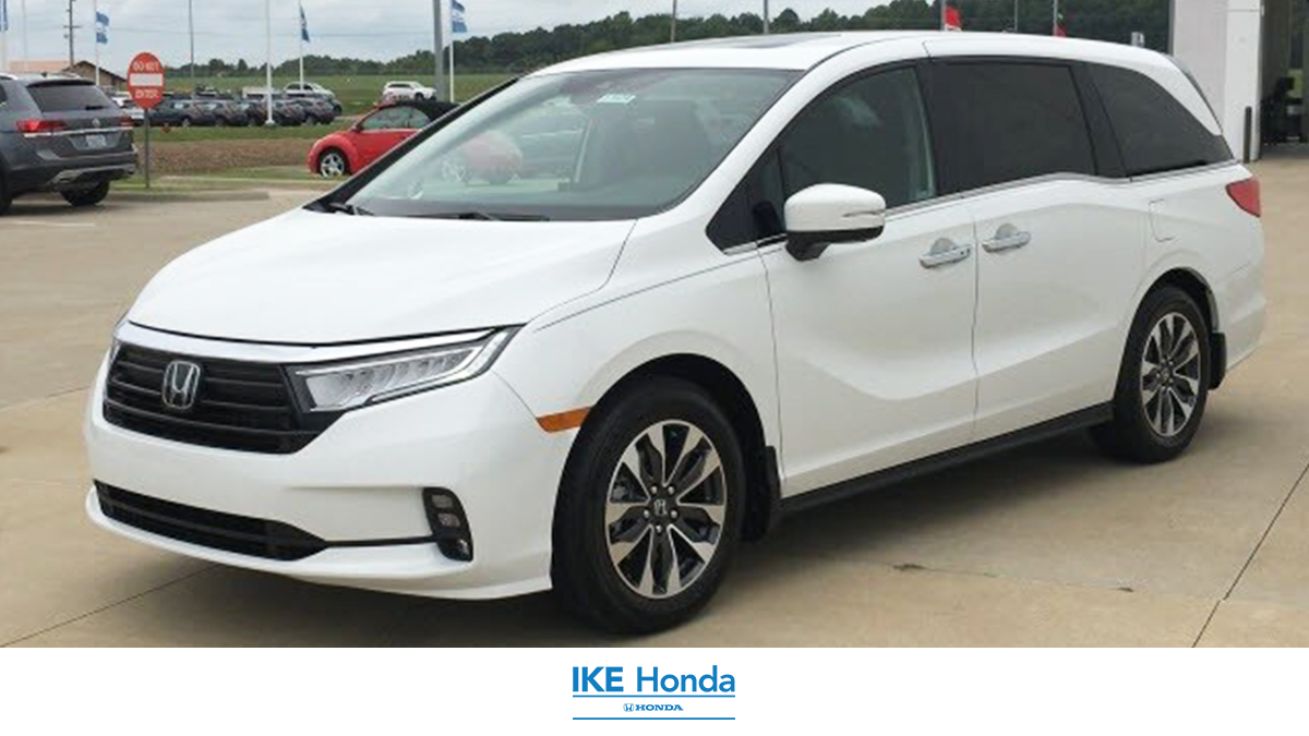 Are you looking for a vehicle for your family? This van is so much more than a mom van! With all the amazing specs and features, this 2021 #Honda #Odyssey is a deal you can't surpass! https://t.co/bIh6n1duXX https://t.co/o2UkBkk0YZ
