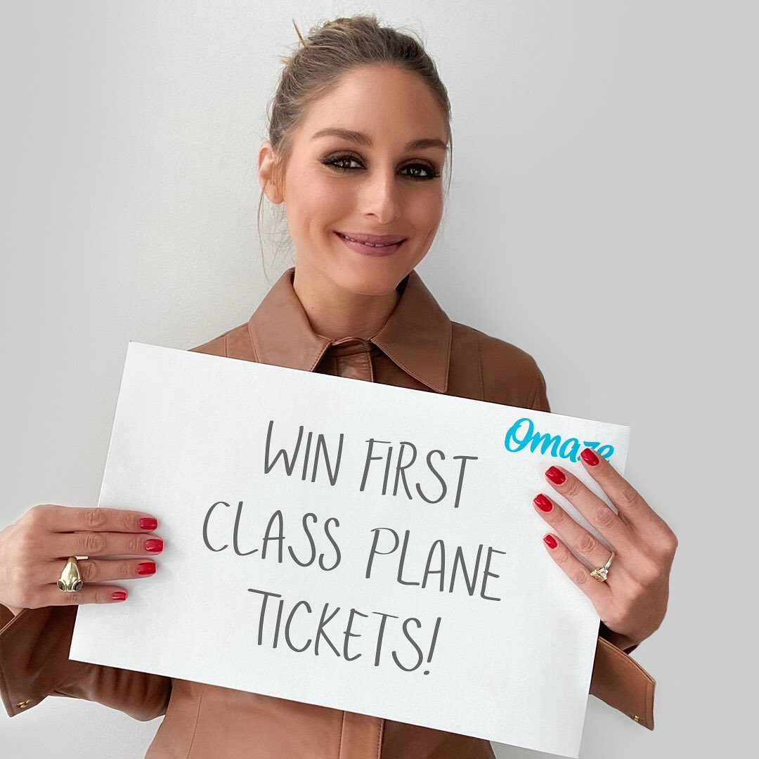 We all miss exploring this beautiful world! So, I have teamed up with @omaze to give you the chance to win first class plane tickets, all to support @dressforsuccess! When you're ready to fly again, fly first class! ✈️  Enter here: https://t.co/zdkadNeMvK https://t.co/Yaj9BRLmiN