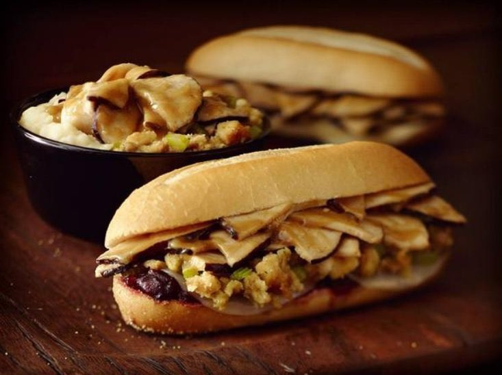 Just had a Hot Gobbler with Mashed Potatoes from @Wawa ... I have to say this is my favorite sandwich of 2020.   Now you just have to offer some sort of Cranberry Spread   #delicious  #holidayseason https://t.co/i5iPVQE8pd