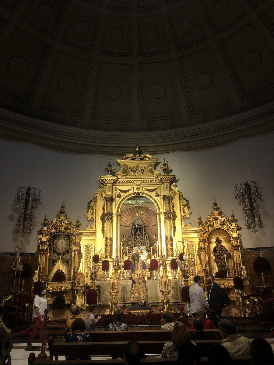 Como cierre del segundo día de veneración a Nuedtro Padre Jesús del Gran Poder, a las 21.30h se celebrará la Santa Misa en la Basílica  #2020GranPoder https://t.co/ysmfrt3XwE
