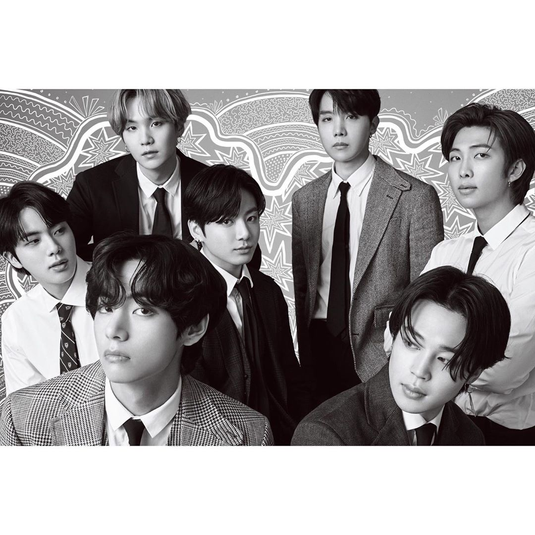 Photos for GQ Japan Magazine   - @BTS_twt - #BTSARMY #JIN #RM #SUGA #JHOPE #jimin #V #JUNGKOOK #ARMY #BTS_OF_THE_DAY #ARMY_OF_THE_DAY #방탄소년단 #아미 #MBAO https://t.co/8Y8uZWSp79