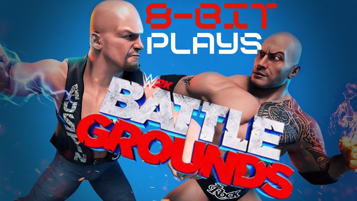 Hey check out the new #WWE #2K #battlegrounds  #YouTube Video. #Gaming #Twitch #WWERaw #Follow #RETWEEET #PS4 #Steam #gamedev #PS5PreOrders  #YouTuber #subscribe #WWEBattleGrounds https://t.co/lEqkTzJnVm https://t.co/hslYHBAaEP