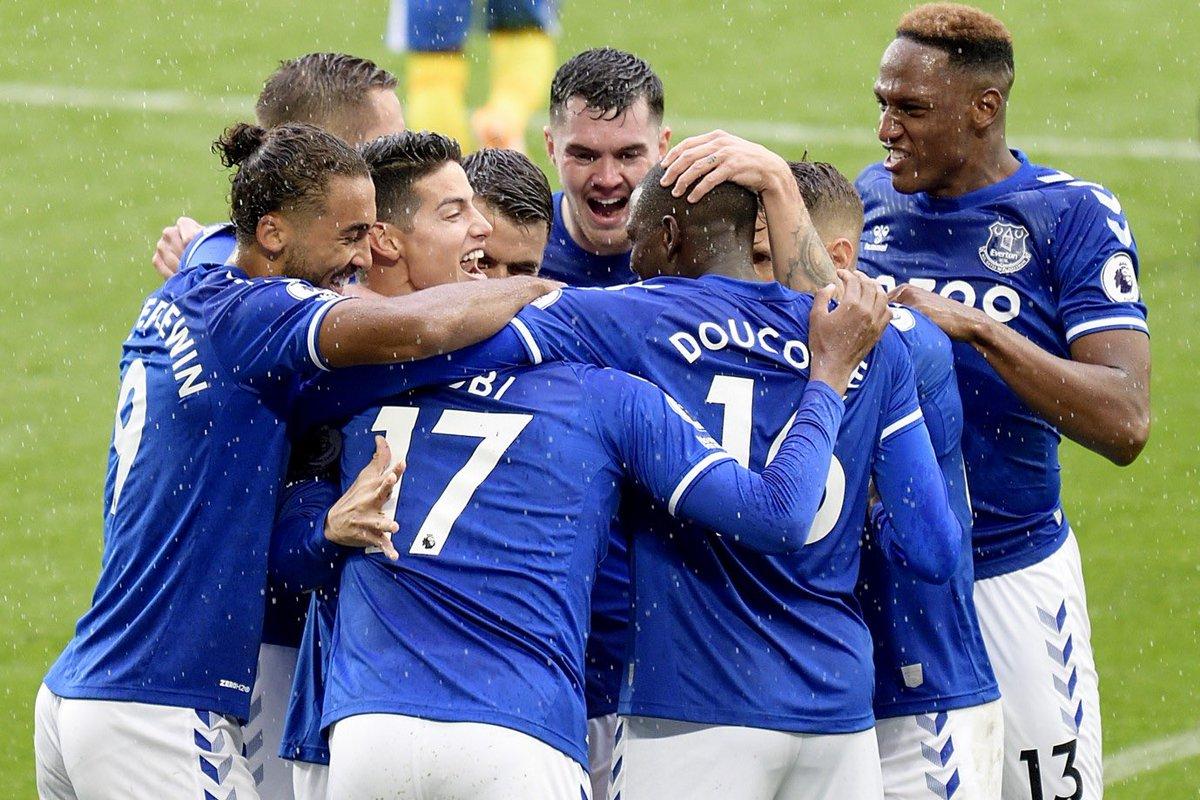Xem lại bóng đá Everton vs Brighton, Ngoại hạng Anh – 03/10/2020