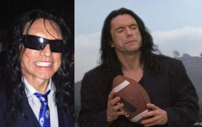 Happy 65th Birthday to Tommy Wiseau! The actor, director, producer, and screenwriter of The Room.