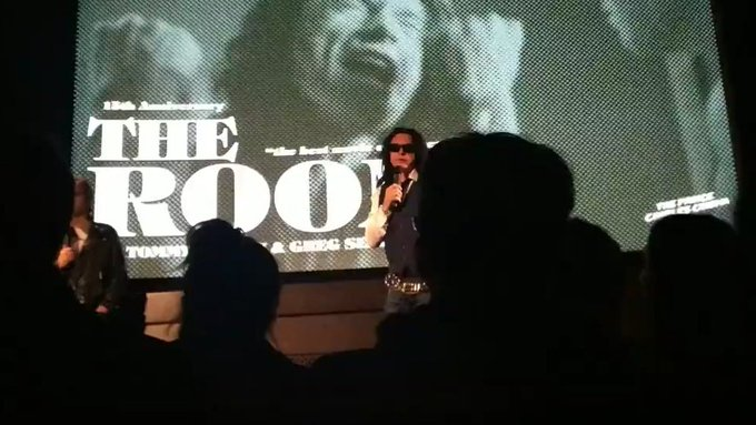 Happy Birthday to the , Lord Tommy Wiseau.